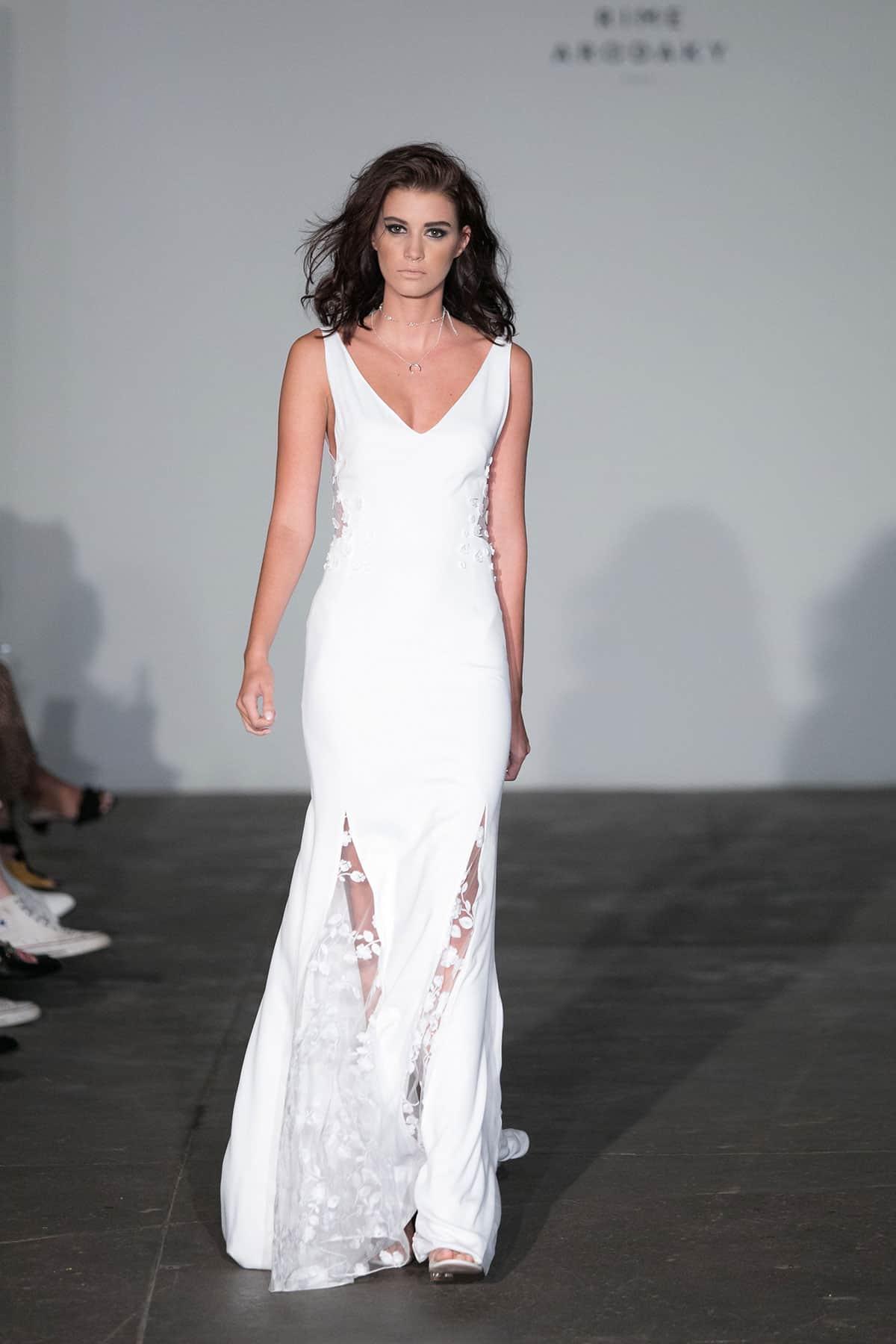 Rime Arodaky slip-style dress
