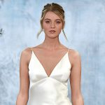 Slip-style dress inspiration for the modern bride