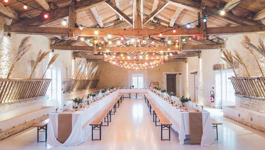 Reception trends unsplash reception tables