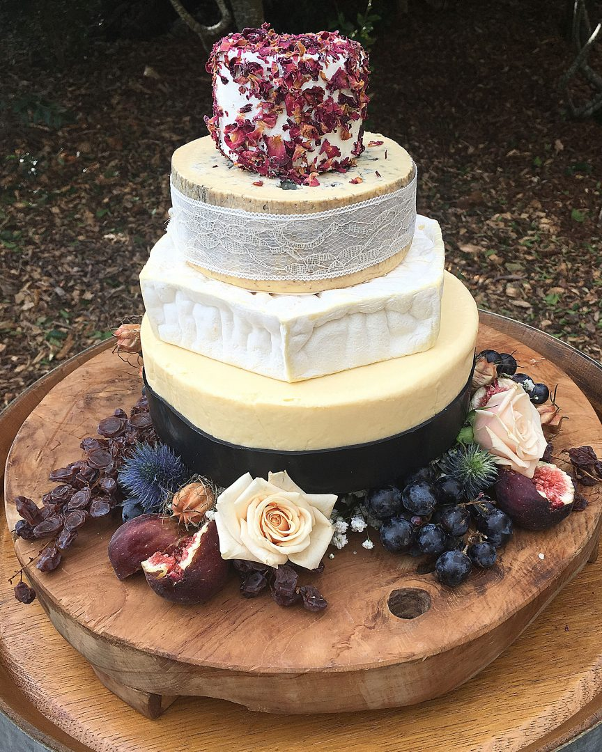 The Cheese Bar Wedding Cakes