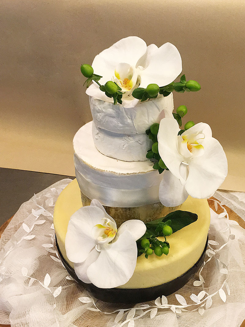The Cheese Bar - Wedding Cakes