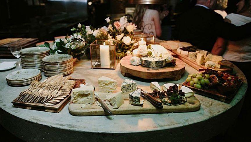 The Cheese Bar Wedding Cakes