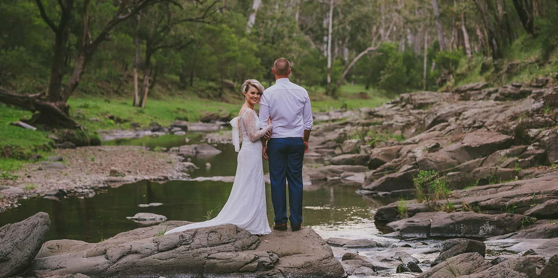 real wedding Carla Dylan