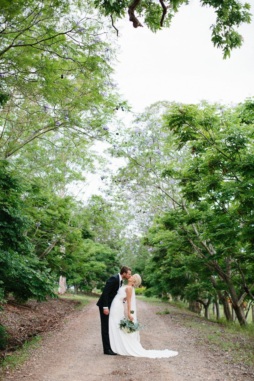 Wedding of Kylie + Dan