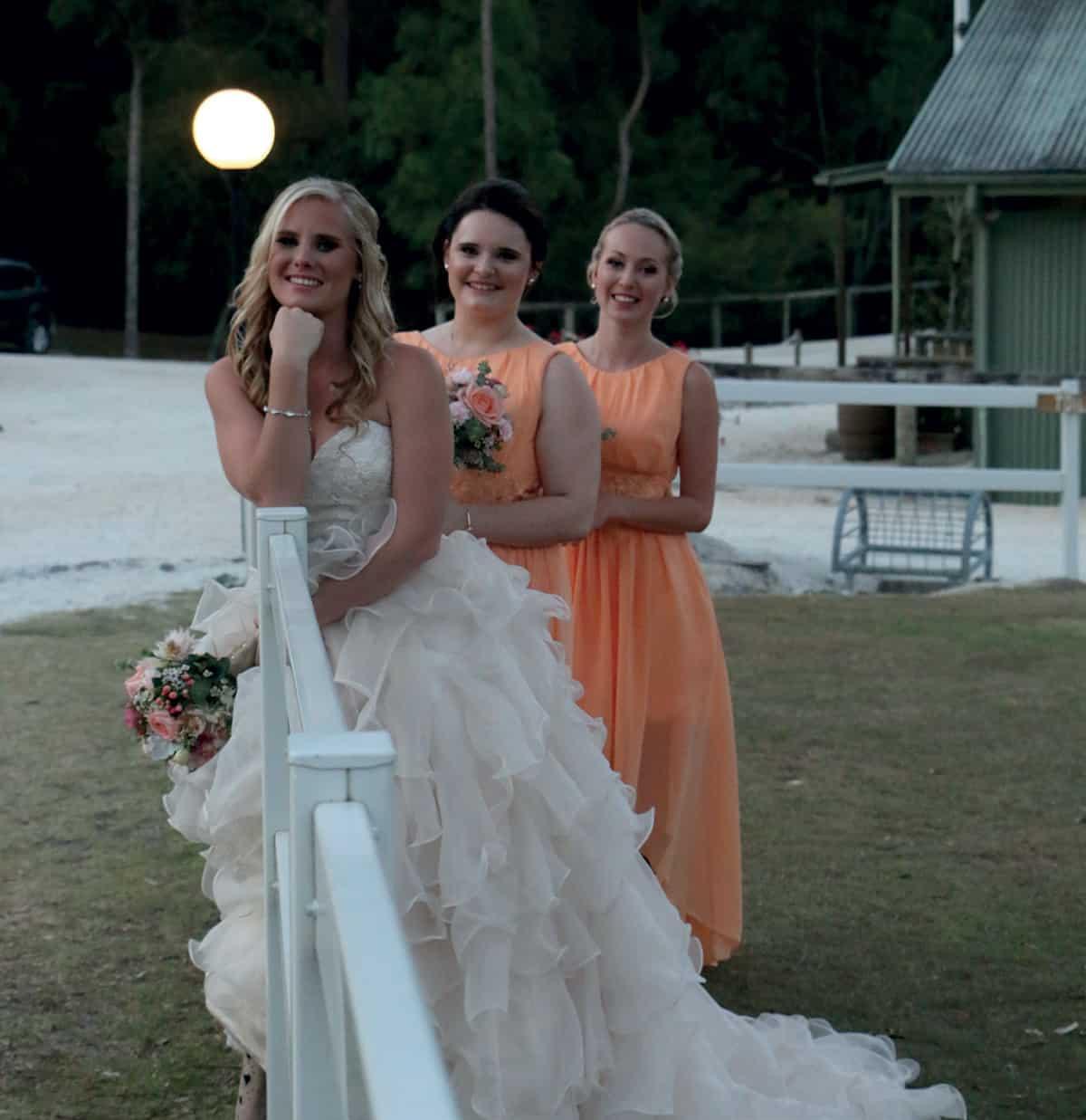 Wedding of Monique + Reece