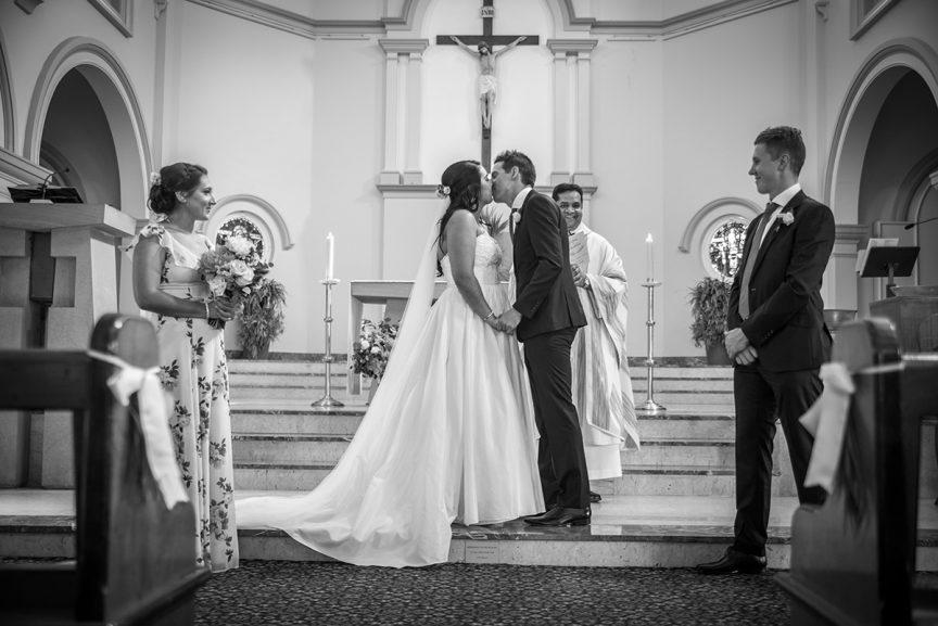 Wedding of Madeleine + Kristian