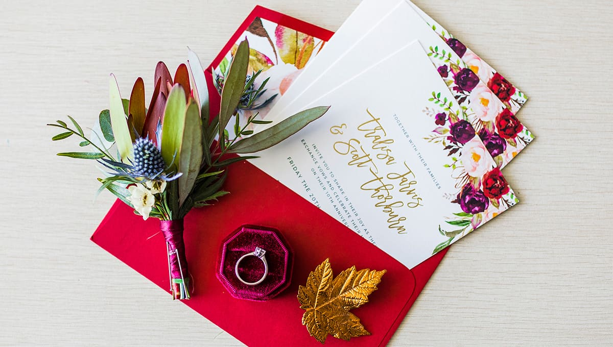 The new classics for wedding invitations: Top tips from illustrator ...