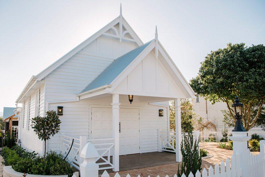 White Chapel Kalbar