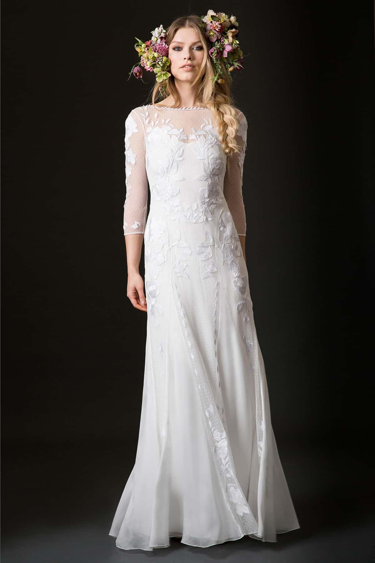 Temperley-Bridal-Aubrey-Dress-White