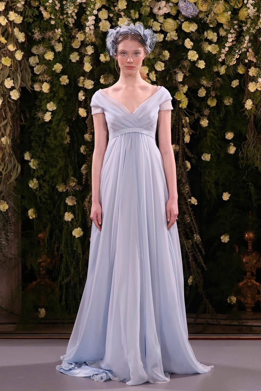 Jenny Packham Sweet Pea gown