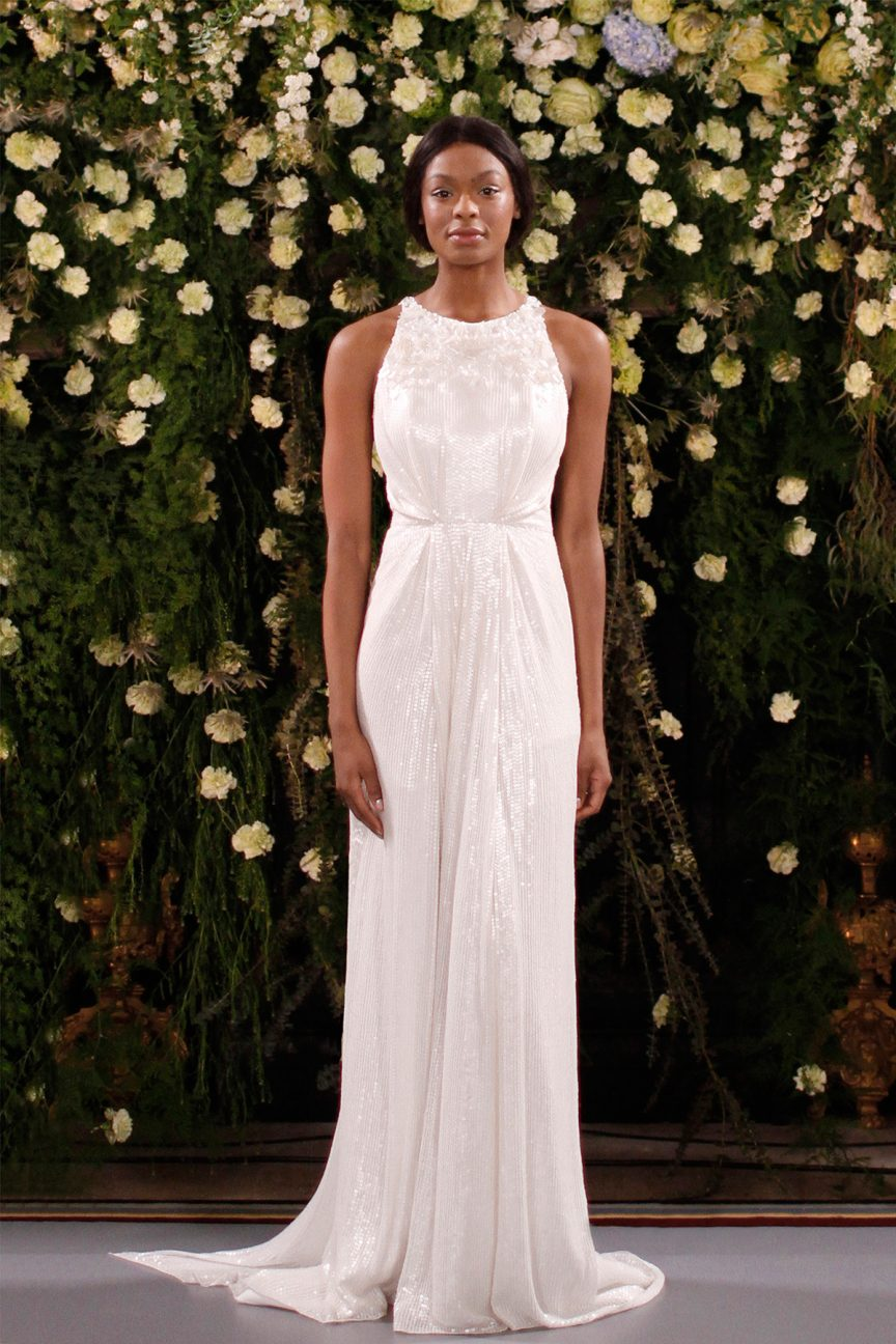 Jenny Packham Lei gown