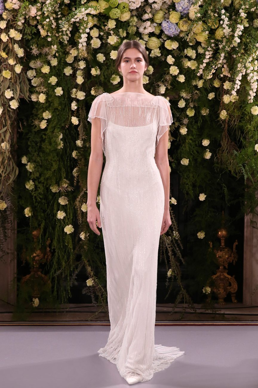 Jenny Packham Violet gown