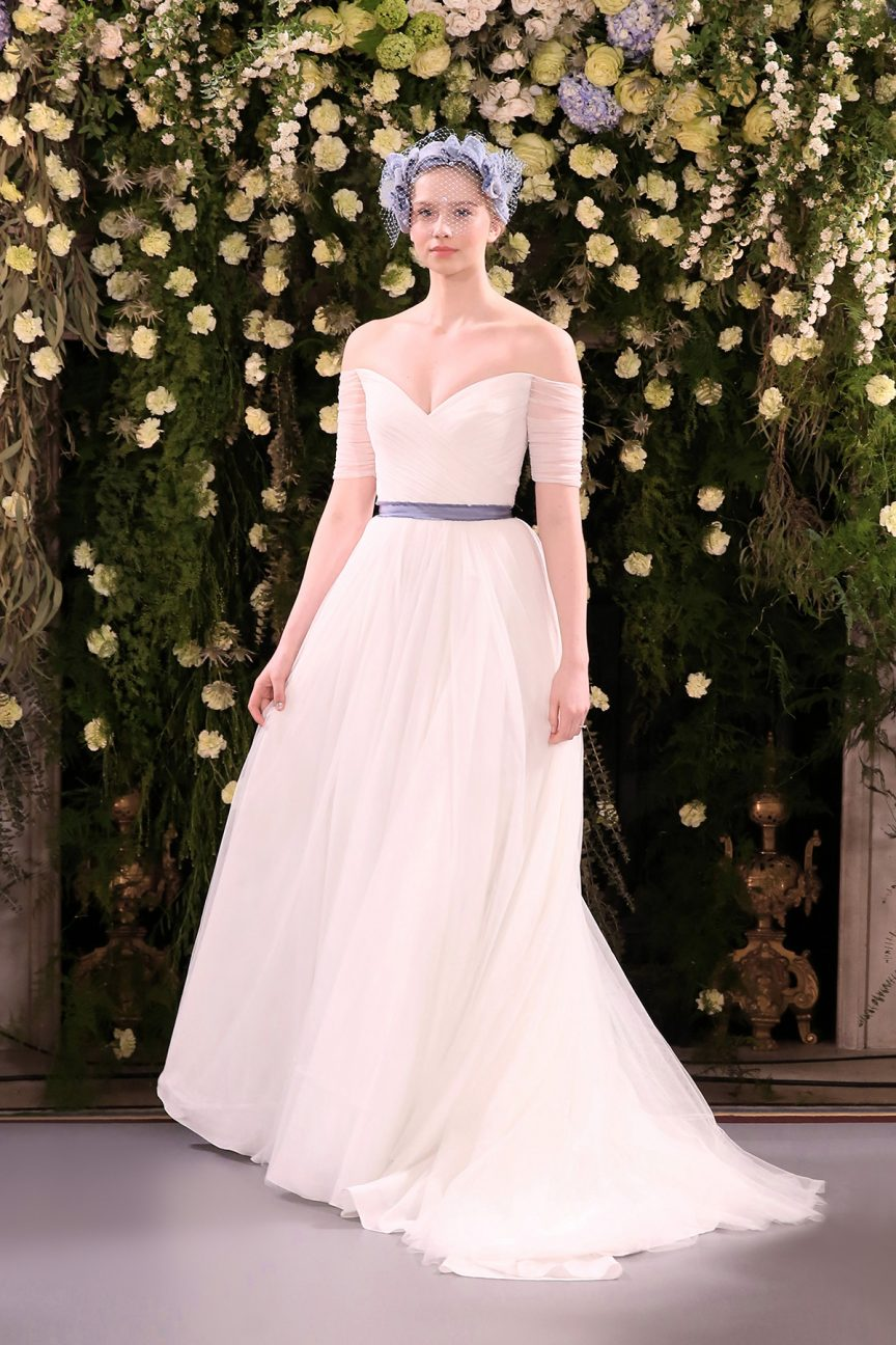 Jenny Packham Thistle gown