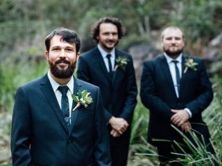 Wedding of Amanda + Owen