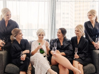Wedding of Amy + Justin