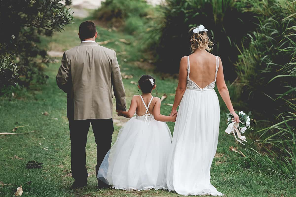 Wedding of Bonnie + Glen