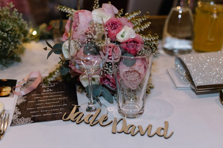 Wedding of Jade + Dave