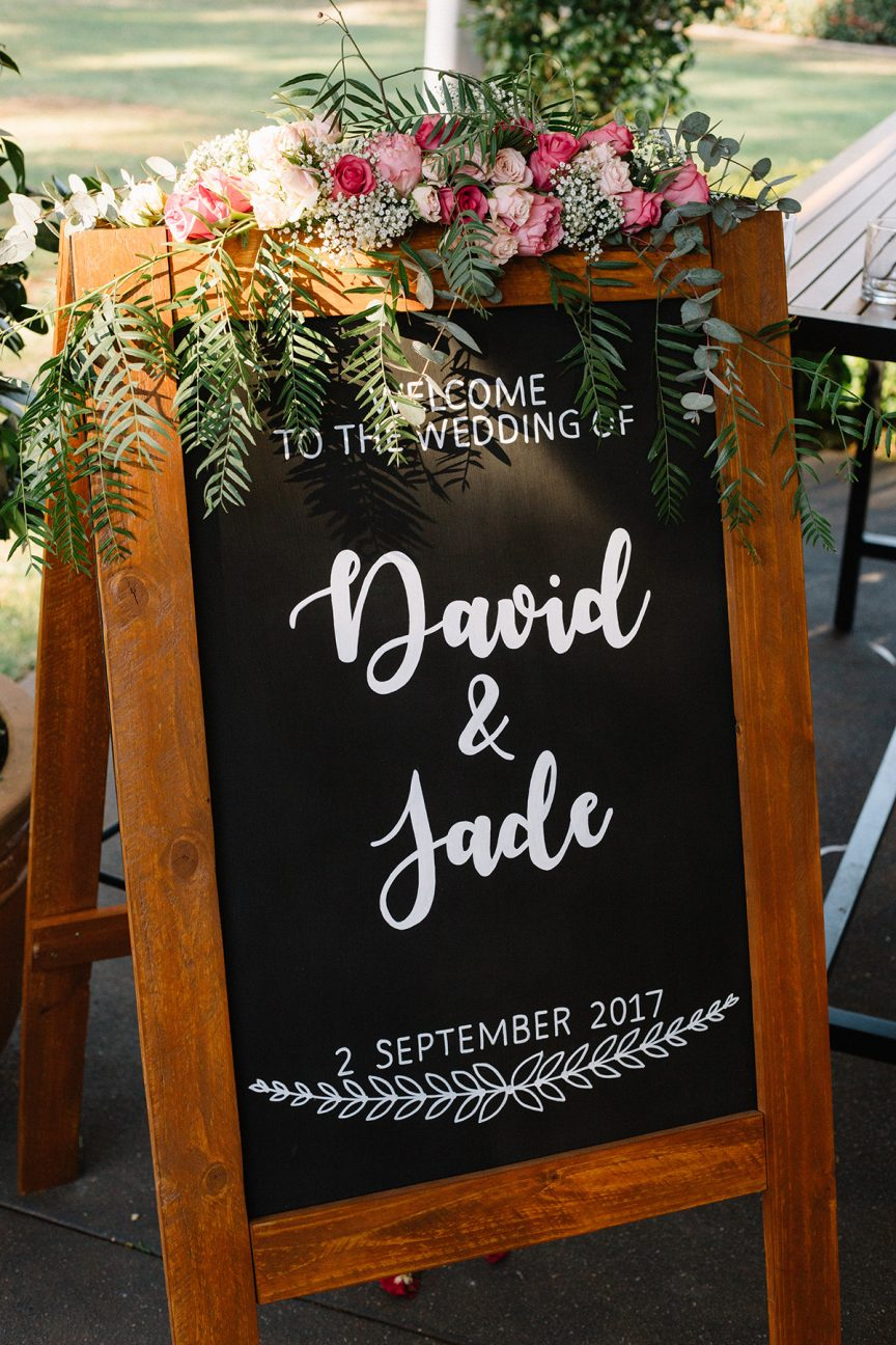Wedding: Jade + Dave