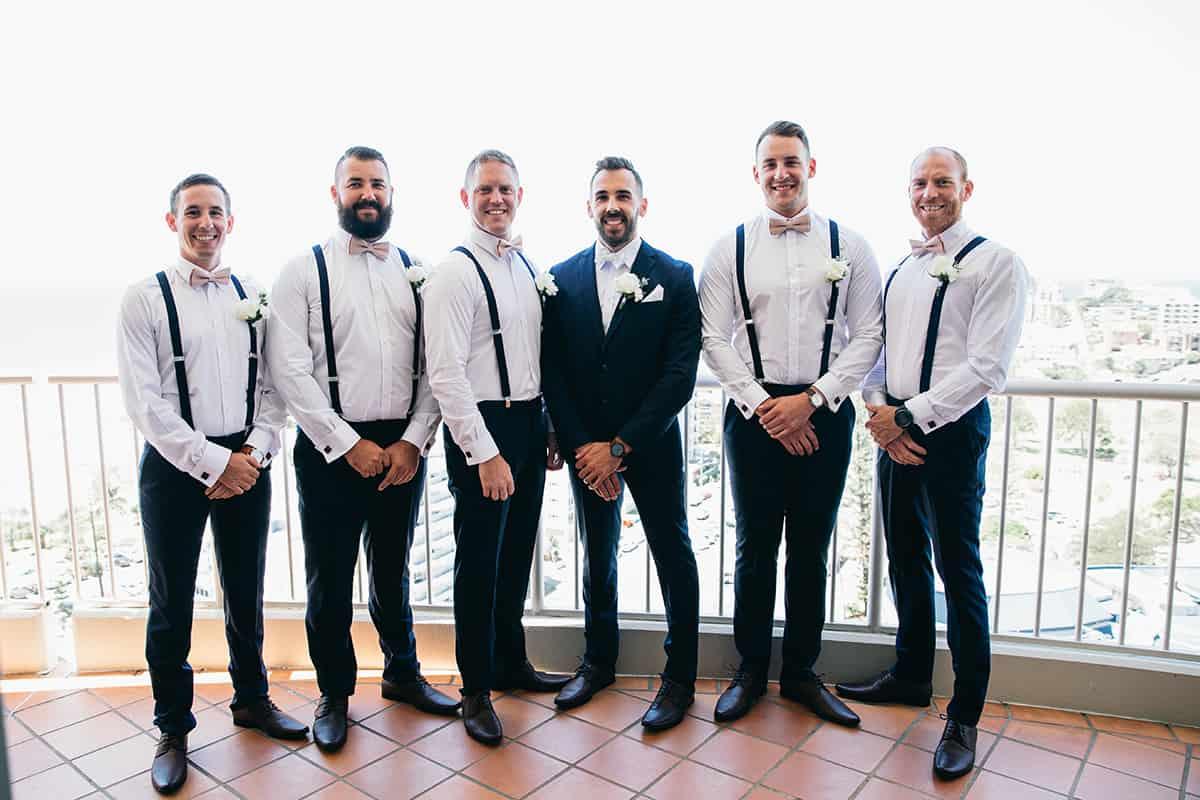 Wedding of Brittany + Daniel