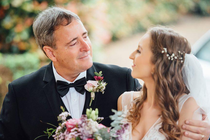 Wedding of Samantha + Dane