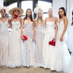 Bridal Fashion Week Spring 2019: Watters' Fall 2018 Âme Soeur collection