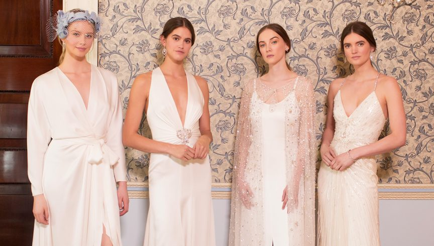 Jenny Packham 2019 bridal collection