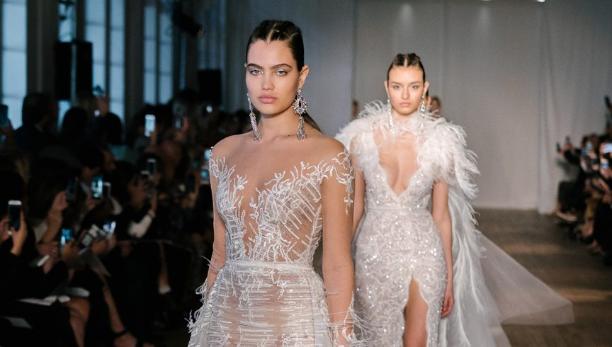e412558c6 Bridal Fashion Week Spring 2019: BERTA Bridal S/S 2019 collection ...