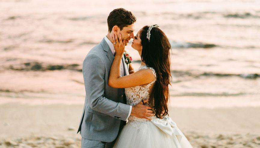 Wedding of Sheree + John
