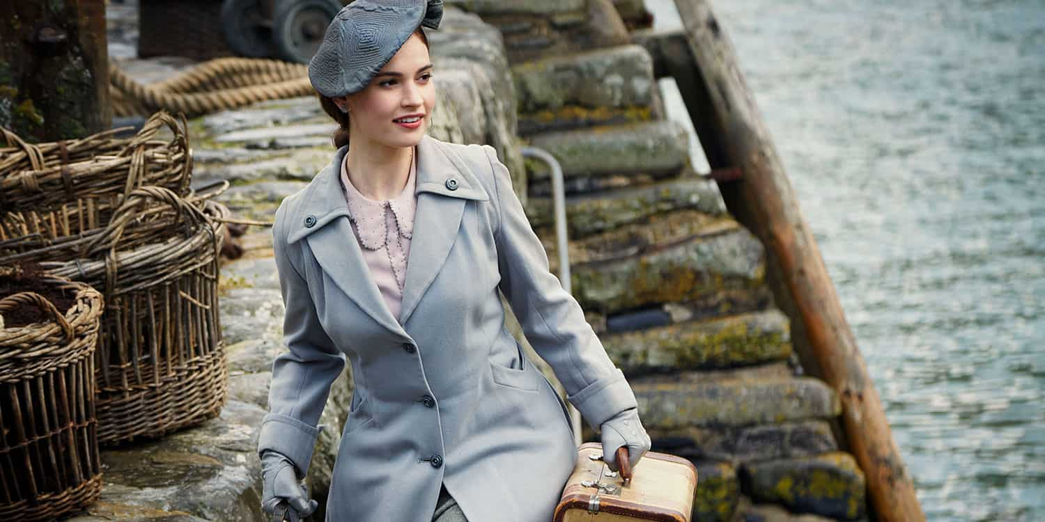 Win a double pass to The Guernsey Literary & Potato Peel Pie Society movie