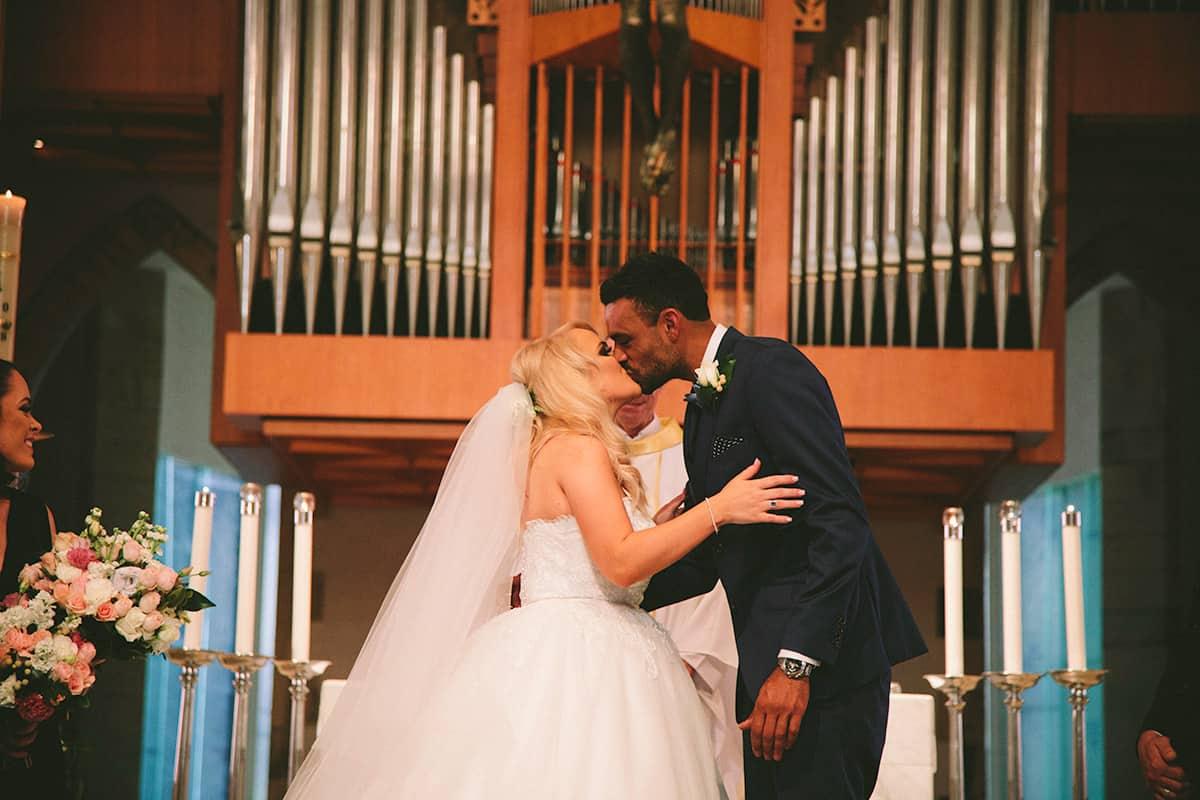 Wedding of Courtney + Sam