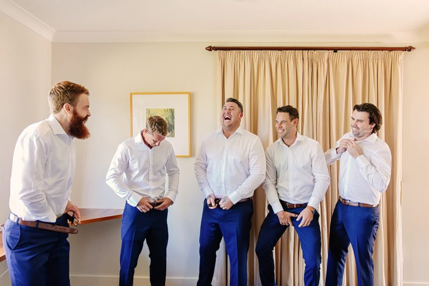 Wedding of Jacqui+Matt