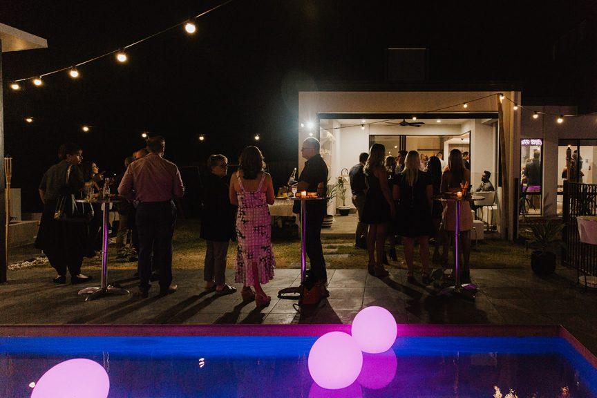 Wedding of Nyoka + Logan
