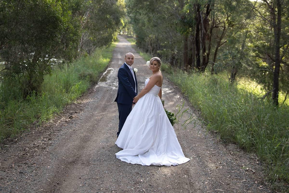 Wedding of Lauren + Adam