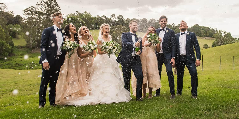 Wedding of Lauren + Jackson