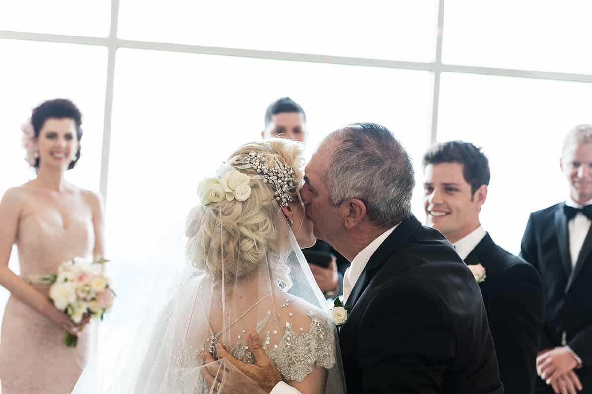 Wedding of Holly + Jesse