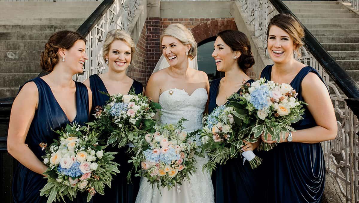 Wedding of Pippa + James