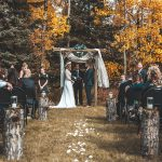 Brides are loving: Woodland weddings