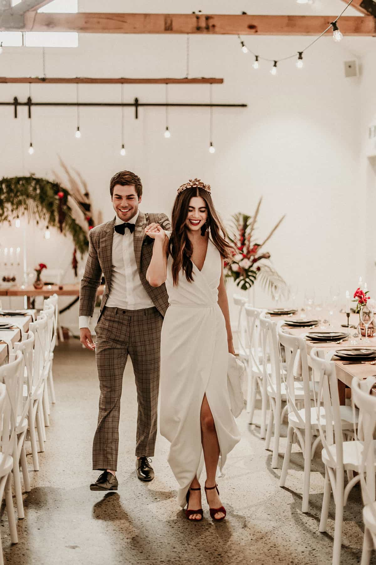 styled shoot at Summergrove