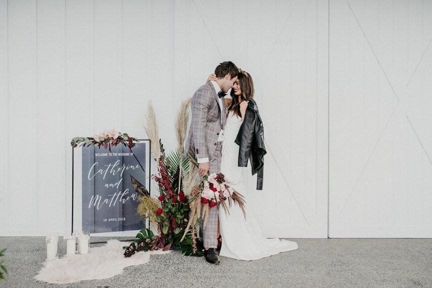 Autumn Romance - Styled Shoot