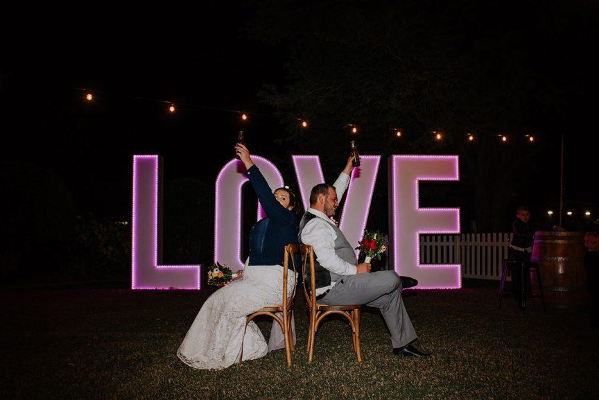 Wedding of Brittany + Tyson
