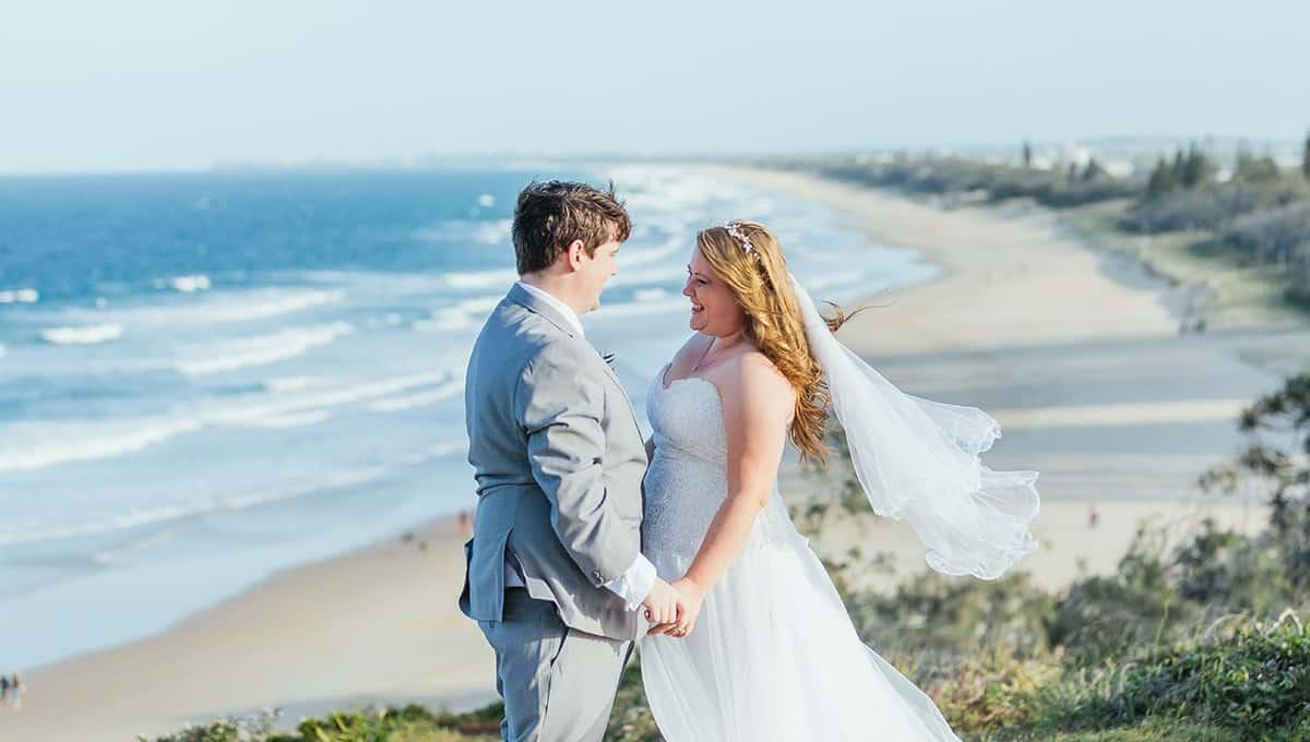 Wedding of Jaana + Lewis