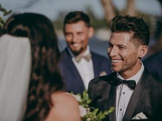 Wedding of Amanda + Maurice