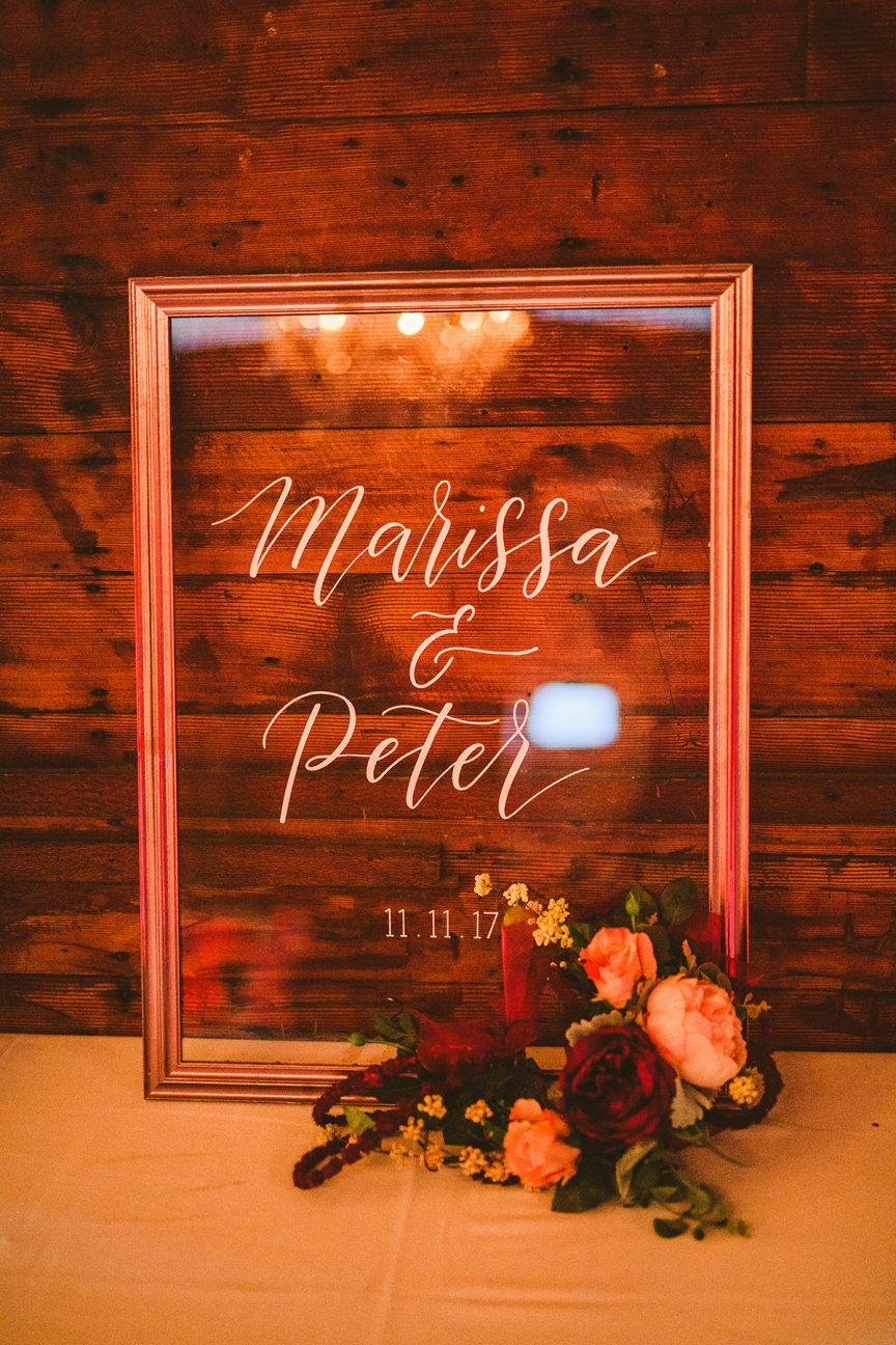 Wedding of Marissa + Peter
