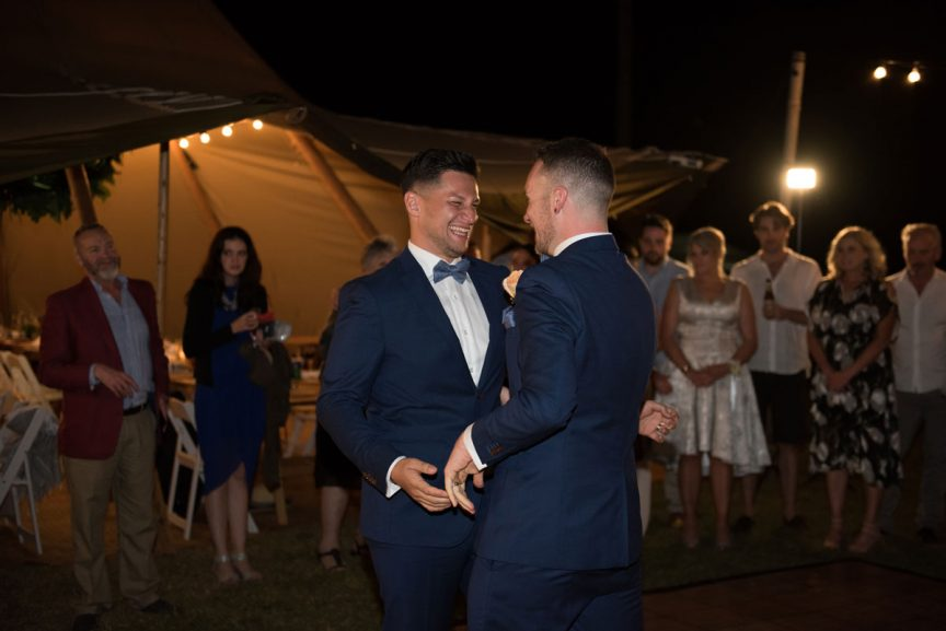 Josh + Josh - wedding in the Whitsundays