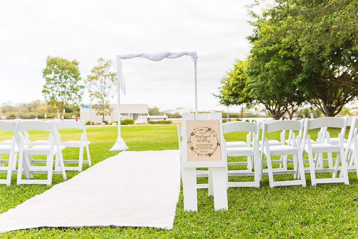 Wedding of Rachelle + Jamie