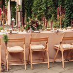 How to create a garden party-feel wedding