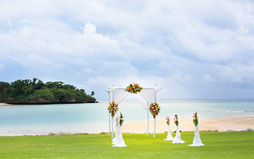 Intercontinental Fiji Wedding Package