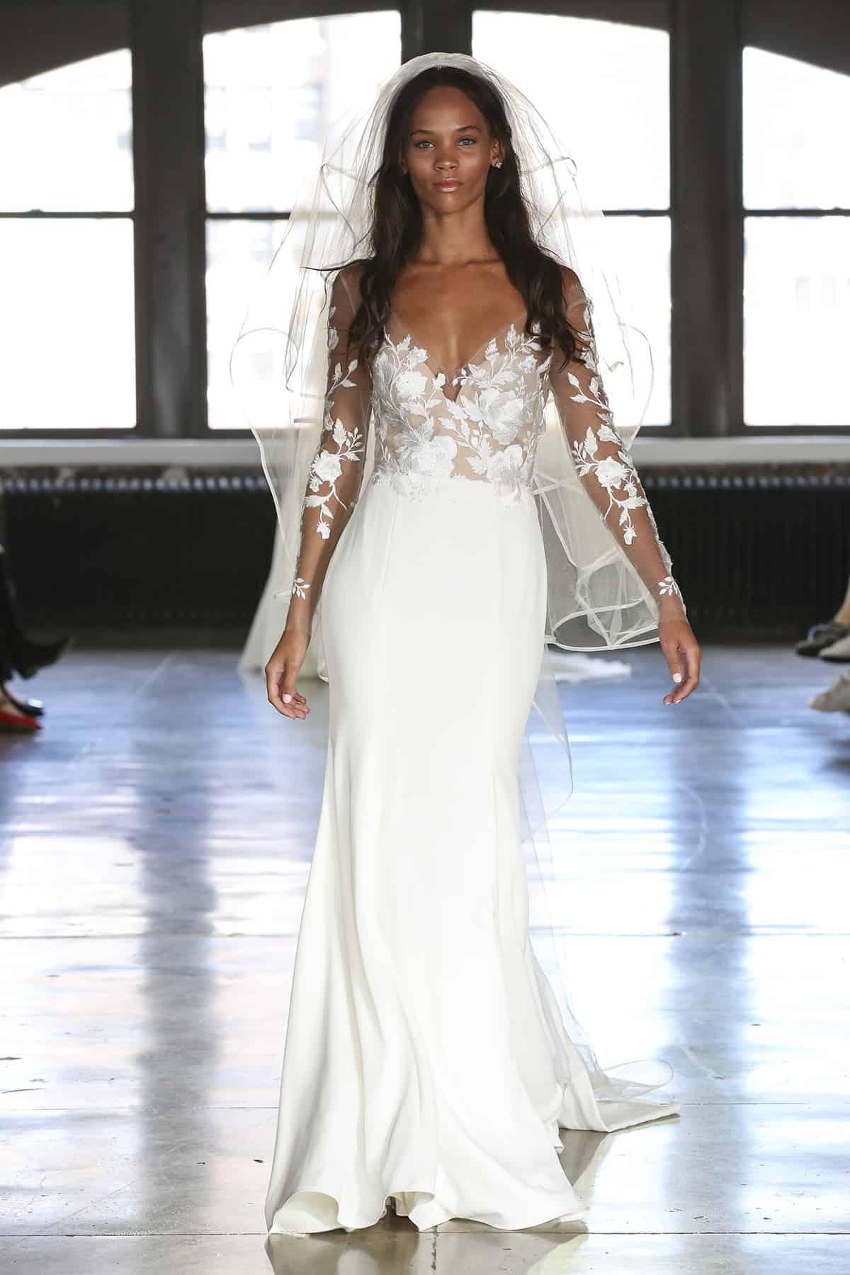 0016b3c6b6d0 Wedding Dress Trends 2018 19