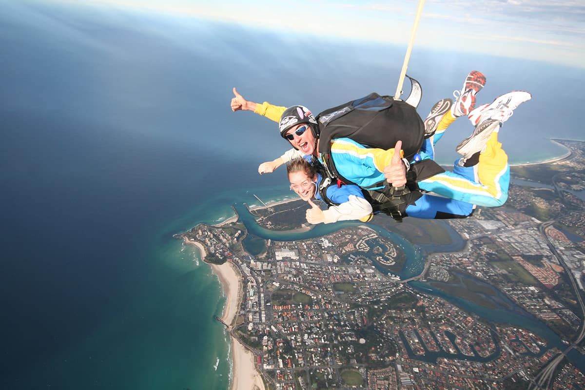 Sky-High---Aerial-Skydiving-over-city