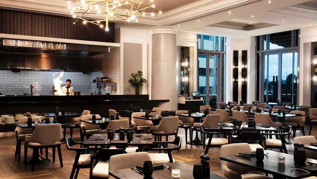 Brisbane Marriott Hotel 20 million refurbishment